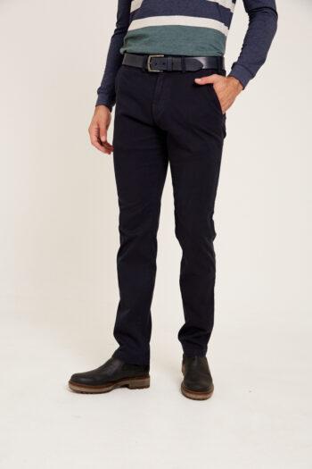OUTLET Pantalones Regular sin pinzas clásico