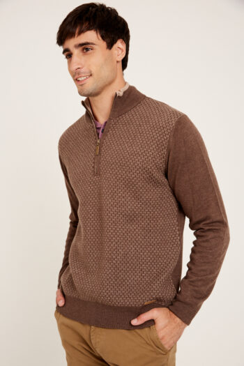 OUTLET Claudin Jacquard