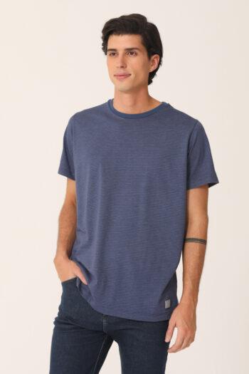 T-shirt mil rayas de jersey